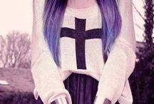 Pastel Gothic