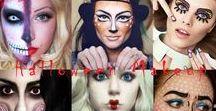 ideas #Halloween Hair - Scary Halloween Makeup / ideas #Halloween Hair - Scary Halloween Makeup - #halloweenmakeup #fxmakeup #horrormakeup #scarymakeup #horror #makeup