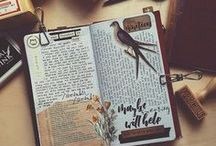 Sketchbooks & Journals.