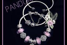 Grethe's Pandora Bracelet!