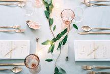 Platte River Sandbar Elopement Inspiration Shoot / Inspiration for our styled elopement shoot- peach, light green, light blue, blush, & cream