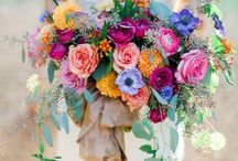 Omaha Photographers' Collaborative- colorful spring styled shoot inspiration / As we are coming off of a long, cold, colorless winter, the theme is going to be an elegant, colorful, boho theme.