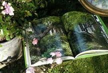 "Garden and library / ""If you have a garden and a library, you have everything you need.""  (Si hortum in bibliotheca habes, deerit nihil.)"" ― Marcus Tullius Cicero"