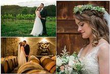 Elkin Creek Weddings / Special moments from our weddings here at Elkin Creek.
