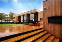 Casas modulares / Modular houses