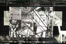 Opdracht N-inspired visual merchandising by Enveloprint / Moodboards made by Evelyn de Kok van trendbureau Milou Ket.