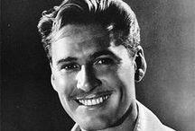 Errol Flynn / The greatest movie swashbuckler of all time / by Kasidah