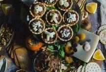 The Foodie Corner Savoury / Τα αλμυρά του The Foodie Corner