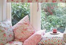 Textile floral