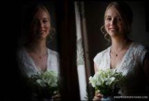 Wedding portraits of the bride / Bridal portraits
