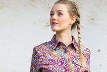 Brigalow Western Ladies Shirts / Western Wear, Western Fashion, Country Style, Western Style, Brigalow Ladies Western Shirts