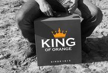 King of Orange design / Original Dutch Clothing Company - ODCC