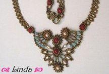 Jewelry Beaded by Linda Katz / by Linda Katz
