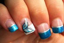 Nails / Nail designs / by Nichole Reed