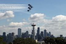 Seattle,WA / My homes have been Seattle, Bellevue,and Sequim. / by Susan Lagerquist