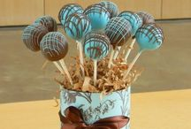 Cake pops / Casero