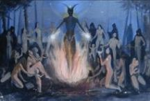 Occult, Esoteric, Satanic, Obscure and Erotic Art.