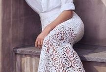 White'N Lace / That Summery White Inspiration