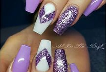 Lovely Nails / Different type of nails
