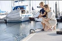 Casual summer adventure footwear / Comfortable casual footwear for summer adventures.