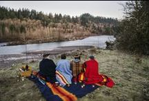 Camping / Wool blankets that are great for camping