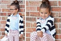 Children's Club Attire / We love these little tykes and they can dress pretty well too!