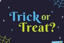 Halloween 2015 / Creative ideas that teachers can use in the classroom.