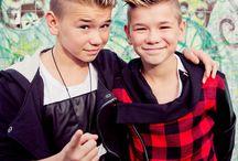Marcus and Martinus