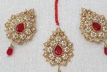 Maharani Jewellery Collection / https://nimsboutique.com/collections/maharani-jewellery-collection
