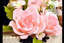 gumpaste  flowers tutorials