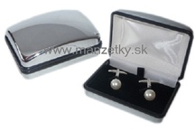 Gift boxes for cufflinks / We offer classic, novelty and luxurious cufflinks. You will get the finest quality for a reasonable price at www.manzetky.sk Gift box included.