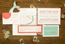Invites galore! / by Olive You