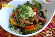 Mimi's Fit Foods Recipes - Healthy / Recipes tested and tasted by me!  Most are on my blog.
