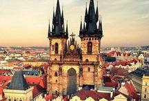 Places I want to go / Prague with toptoo