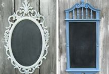 DIY- Furniture and Decor / All kinds of DIY things for houses! / by Artsy Chick