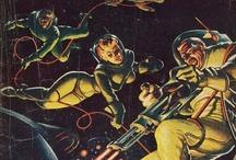 Space & sci-fi art