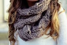 ѕcarғѕ  / This board includes everything about scarfs. Things such as styles, looks & types.