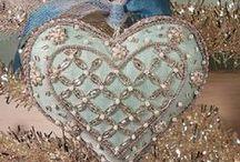 HEARTS & MEDALLIONS ETC