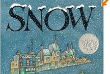 Snow (UIU) / Books, games and activities revolving around SNOW! / by Henderson-Wilder Library
