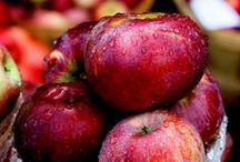 Everything Apples / Always keep an abundant stock of apples in the kitchen. Healthy and versatile!