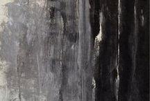 la peinture / medium & action