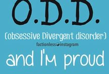 "dιvergenт / ""I am divergent, and I can not be controlled"""