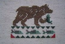 """""""Embroidery cross ANIMALS"""""""