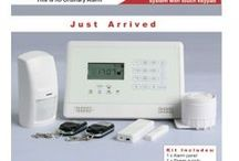 #Wolfsecure Alarm systems / Wired and wireless alarm systems from #wolfsecure