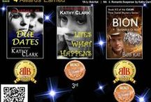 Awards / Recent awards for my books