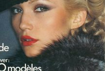 70's models 70's  fashion / gorgeous / by KK