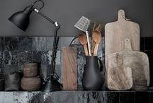 Kitchen Props & Decor