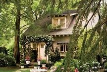 Country cottage style