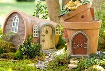 Fairy Gardens and Mini Gardens