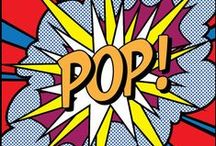 Comics & Pop Art / once you pop, you can't stop